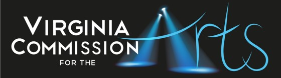 The Virginia Commission for the Arts Logo