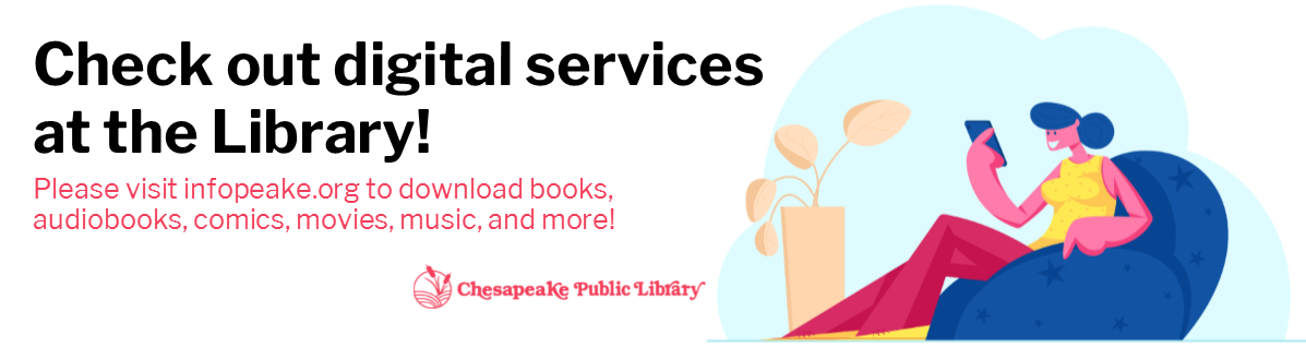 Chesapeake Public Library Ditigal Services