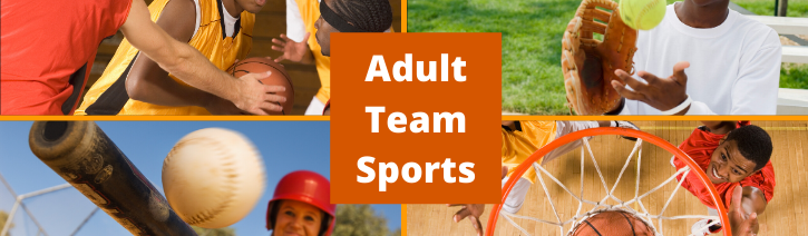 Adult Athletics Page Banner