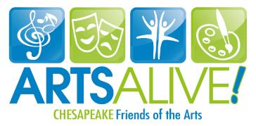 Arts Alive Logo (with icons)
