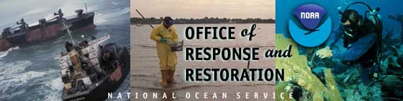NOAA Office of Response and Restoration - graphic