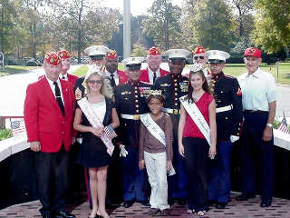 Marines and Princesses