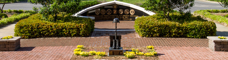 Chesapeake Veteran's Memorial 2014