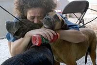 pets that survived a disaster