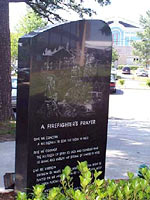 photo - Firefigher Memorial