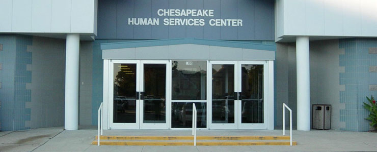 Chesapeake Department of Human Services - Social Services Building