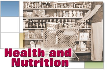 Heath and Nutrition
