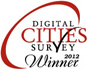 Digital Cities Winners Logo 2012