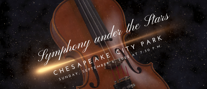 Symphony Under the Stars Banner