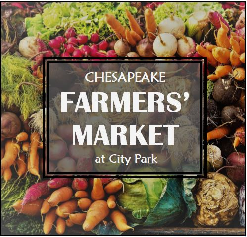 Chesapeake Farmers Market at CCP