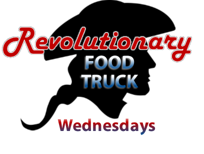 Revolutionary Food Trucks Logo