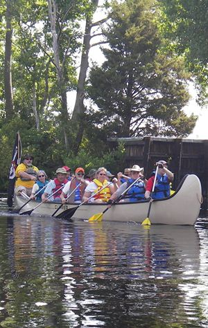 KAYAK - GROUP-BOATERS