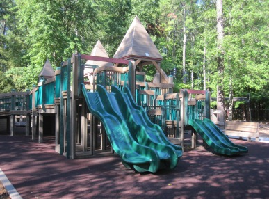 Fun Forest Playground