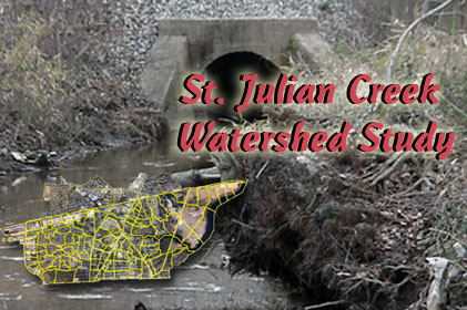 St. Julian Creek Watershed Study