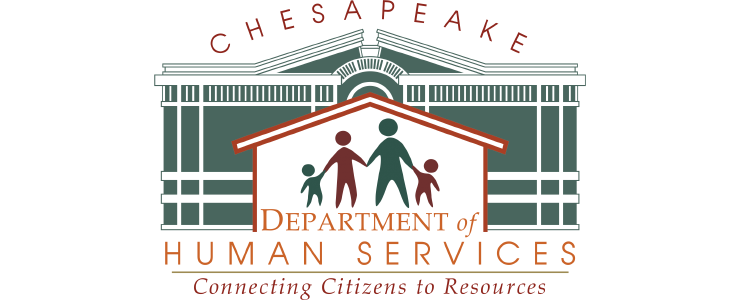 Chesapeake Department of Human Services logo
