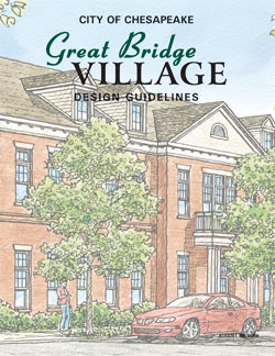 Great Bridge Village Deisgn Guidelines cover