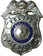 South Norfolk Police Badge