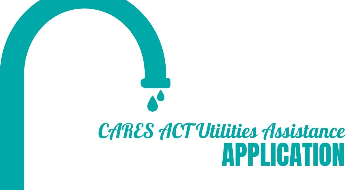 CARES Act Utilities Assistance Application