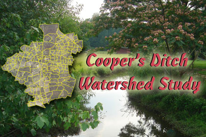 Cooper's Ditch Watershed Study