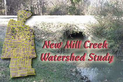 New Mill Creek Watershed Study